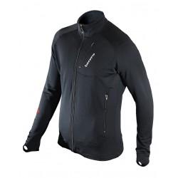 bluza termoaktywna BERENS Langus - czarna