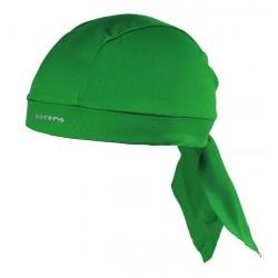 bandamka czapka termoaktywna BERENS BaseProtect - zielona