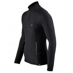 bluza do biegania BERENS Enda czarna