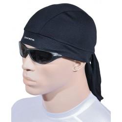 czapka bandamka termoaktywna BERENS BaseProtect - czarna