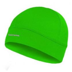 lekka czapka treningowa  BERENS BaseProtect - limonka