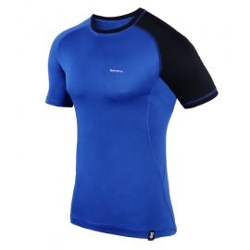 koszulka termoaktywna krótki rękaw BERENS 2Col - chaber