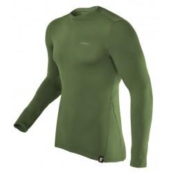 Wojskowa koszulka termoaktywna strecz BERENS Termolayer100