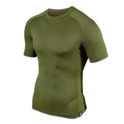 Wojskowa koszulka termoaktywna khaki BERENS Karris