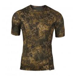 Koszulka termoaktywna z kamuflażem BERENS WoodqwadrSPR