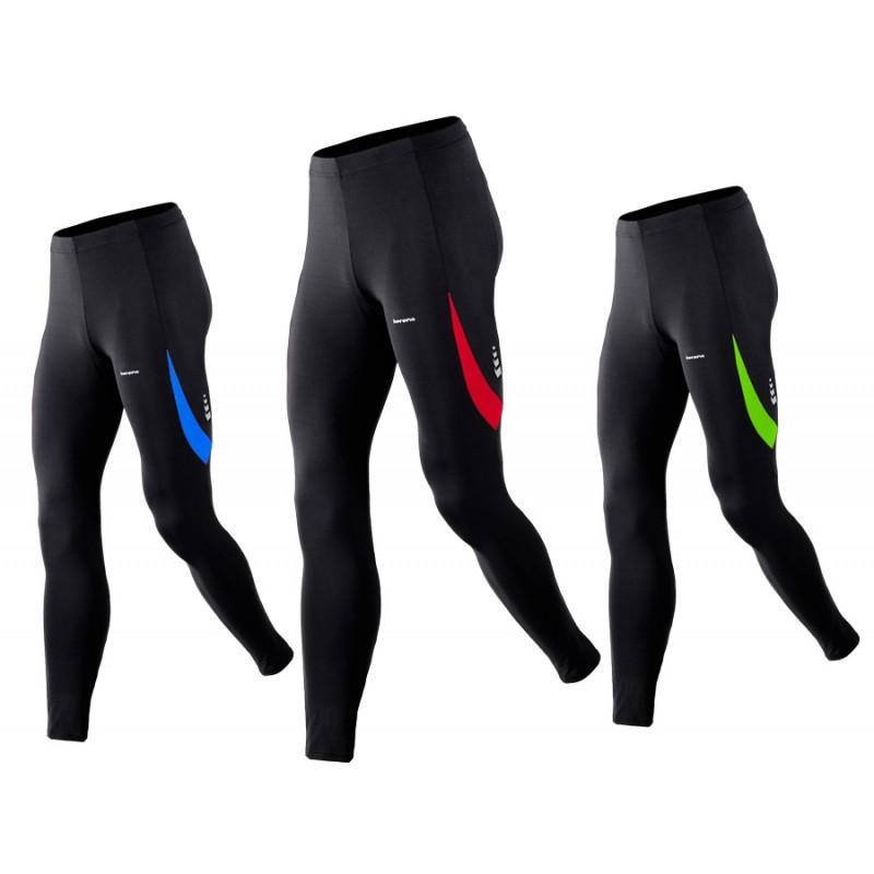 spodnie do joggingu BERENS Adli - czerwone