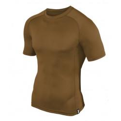 Wojskowa koszulka termoaktywna BERENS Karris coyote