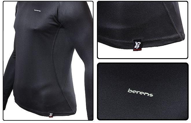 elastyczna i wygodna koszulka termoaktywna z długim rękawem